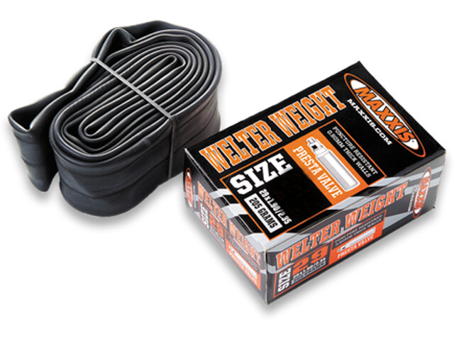 Maxxis Welter Weight Tube 700x23/32C, black